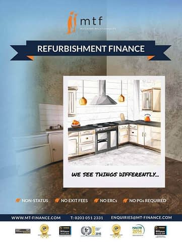 Refurbishment-Loans