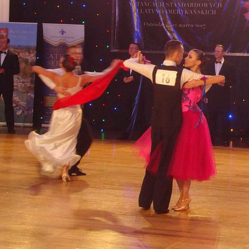 Sędzia Tańca Sportowego Dariusz Kurzeja