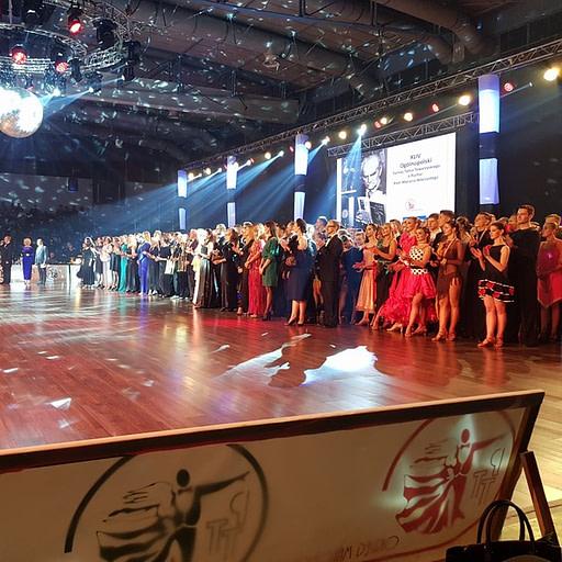 Szkoła Tańca Sosnowiec Turniej Tańca Towarzyskiego