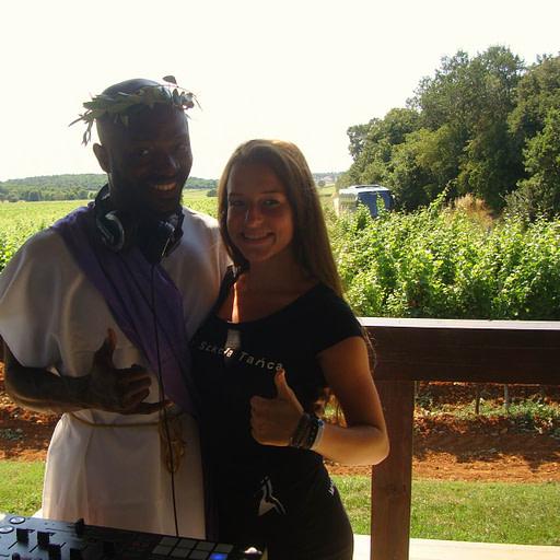 Kizomba DJ Ozy Shyne i Aneta