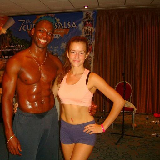 Szkoła Tańca Mikołów Salsa Cubana Aneta Kurzeja
