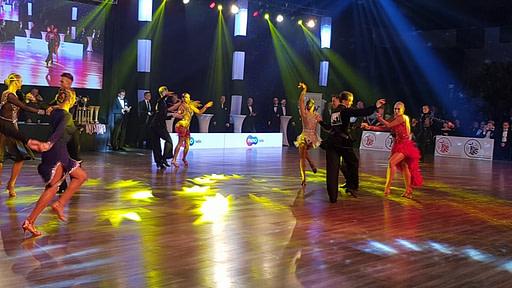Szkoła Tańca Tychy - taniec sportowy - turniej tańca towarzyskiego