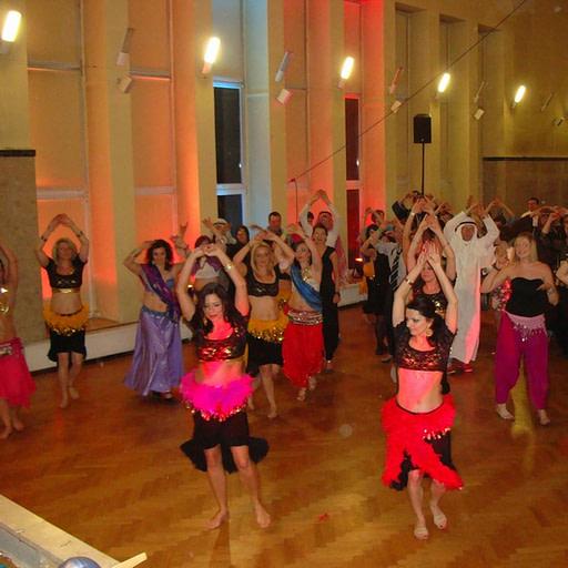 Szkoła Tańca Katowice - taniec brzucha, belly dance