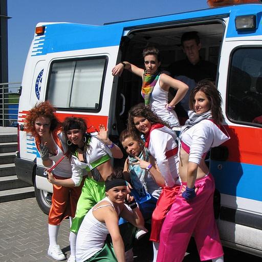 Szkoła Tańca Katowice - Klub Tańca Towarzyskiego - Hip Hop, Street Dance