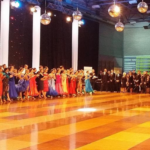 Szkoła Tańca Tychy - Turniej Tańca Towarzyskiego