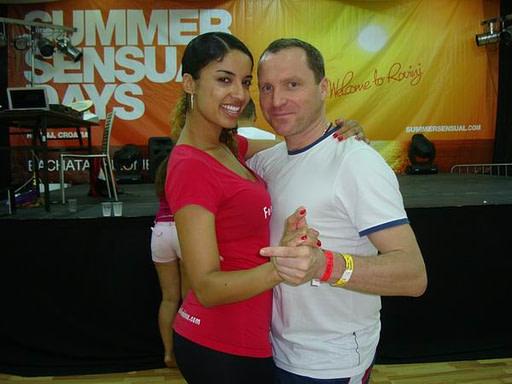 Szkoła Tańca Mikołów Bachata Dariusz Kurzeja