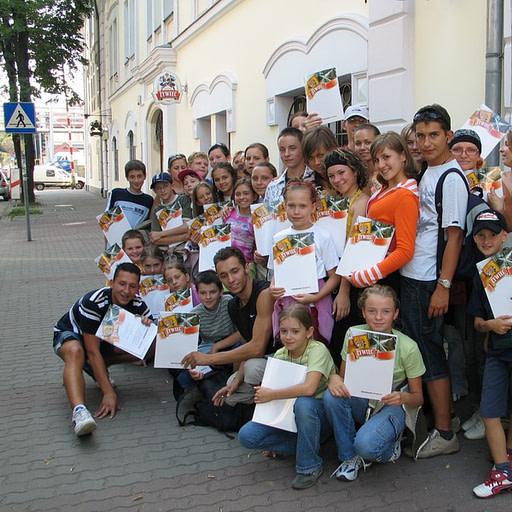 Szkoła Tańca Chorzów dla dzieci