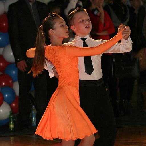 Szkoła tańca dla dzieci