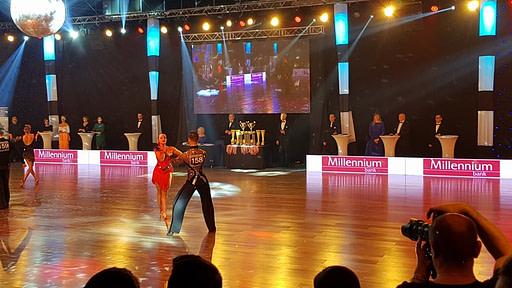 Szkoła Tańca Mikołów taniec sportowy pary