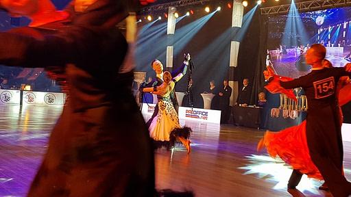 Szkoła Tańca Sosnowiec, taniec sportowy