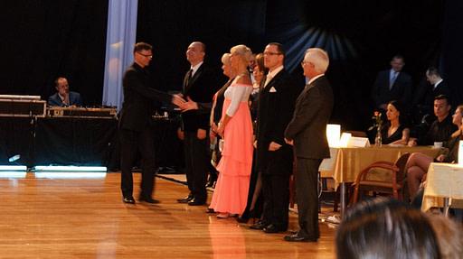 Szkoła Tańca Chorzów, sędzia Dariusz Kurzeja