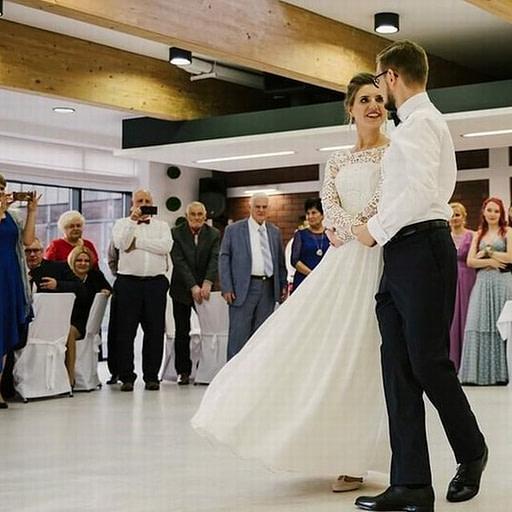 Szkoła Tańca Mikołów pierwszy taniec weselny