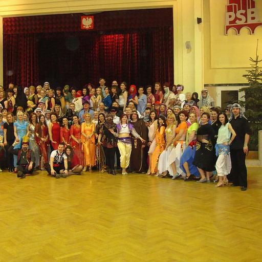 Szkoła Tańca Katowice, taniec towarzyski, bal przebierańców
