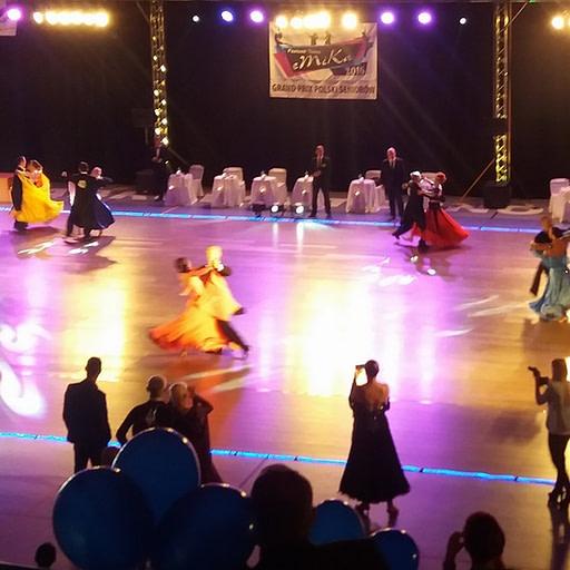 Szkoła Tańca Katowice -turniej tańca towarzyskiego