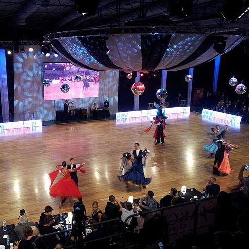 Szkoła Tańca Chorzów - turniej sportowego tańca towarzyskiego