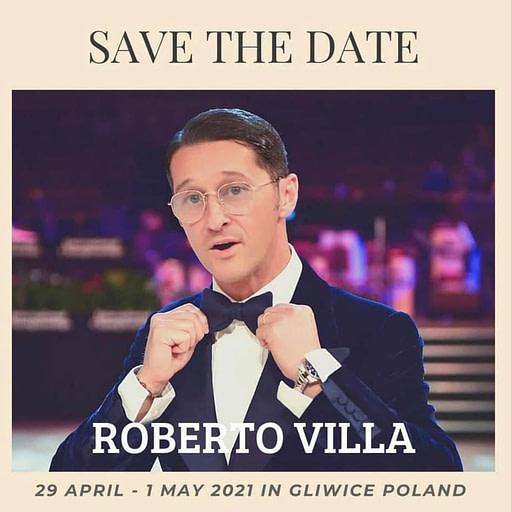 Roberto Villa Tańce Standardowe