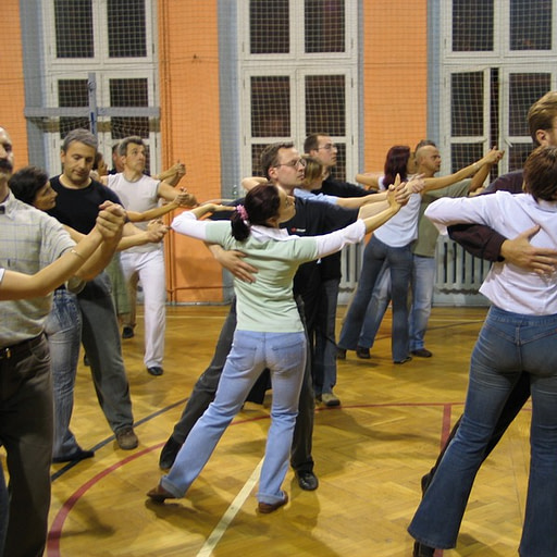 Szkoła Tańca Chorzów - kurs tańca - pary