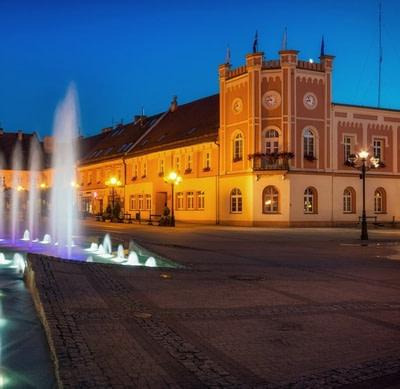 Szkoła Tańca Mikołów - Rynek w Mikołowie