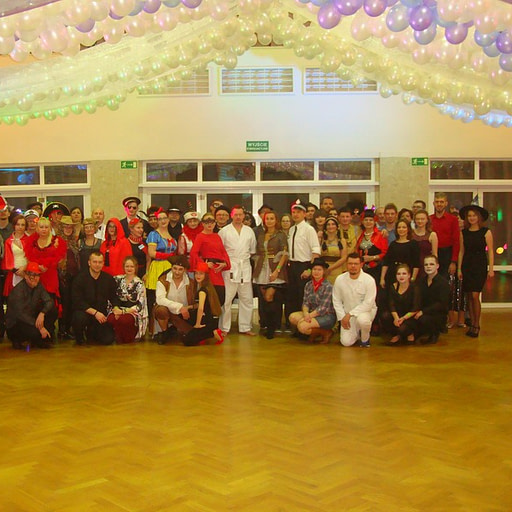 Szkoła Tańca Sosnowiec, taniec towarzyski