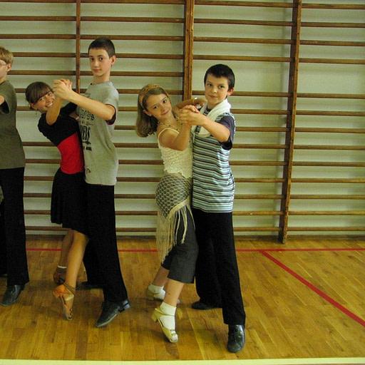 Szkoła Tańca Sosnowiec, taniec dla dzieci