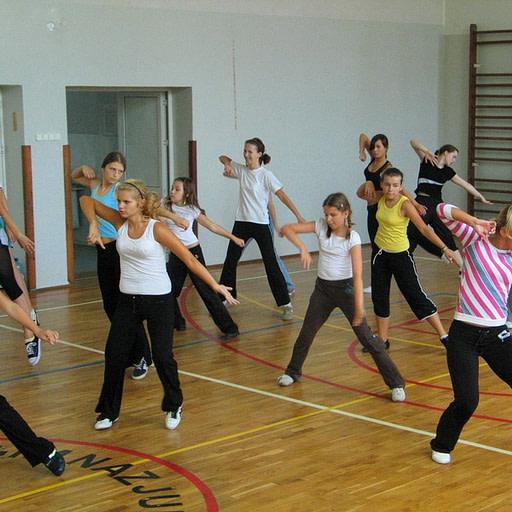 Szkoła Tańca Katowice, taniec dla dzieci