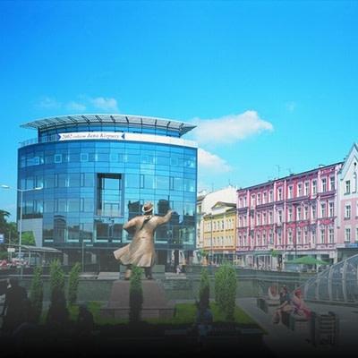 Szkoła Tańca Sosnowiec - centrum miasta w Sosnowcu