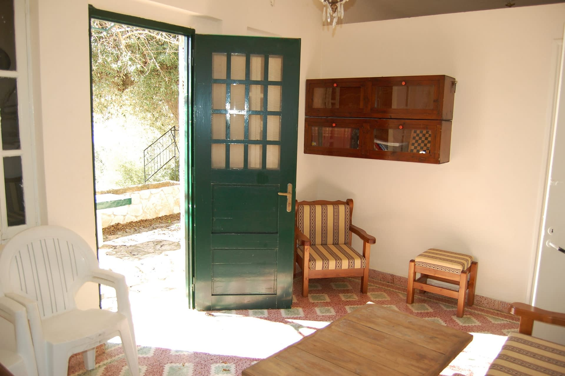 Interior view of house for sale Ithaca Greece