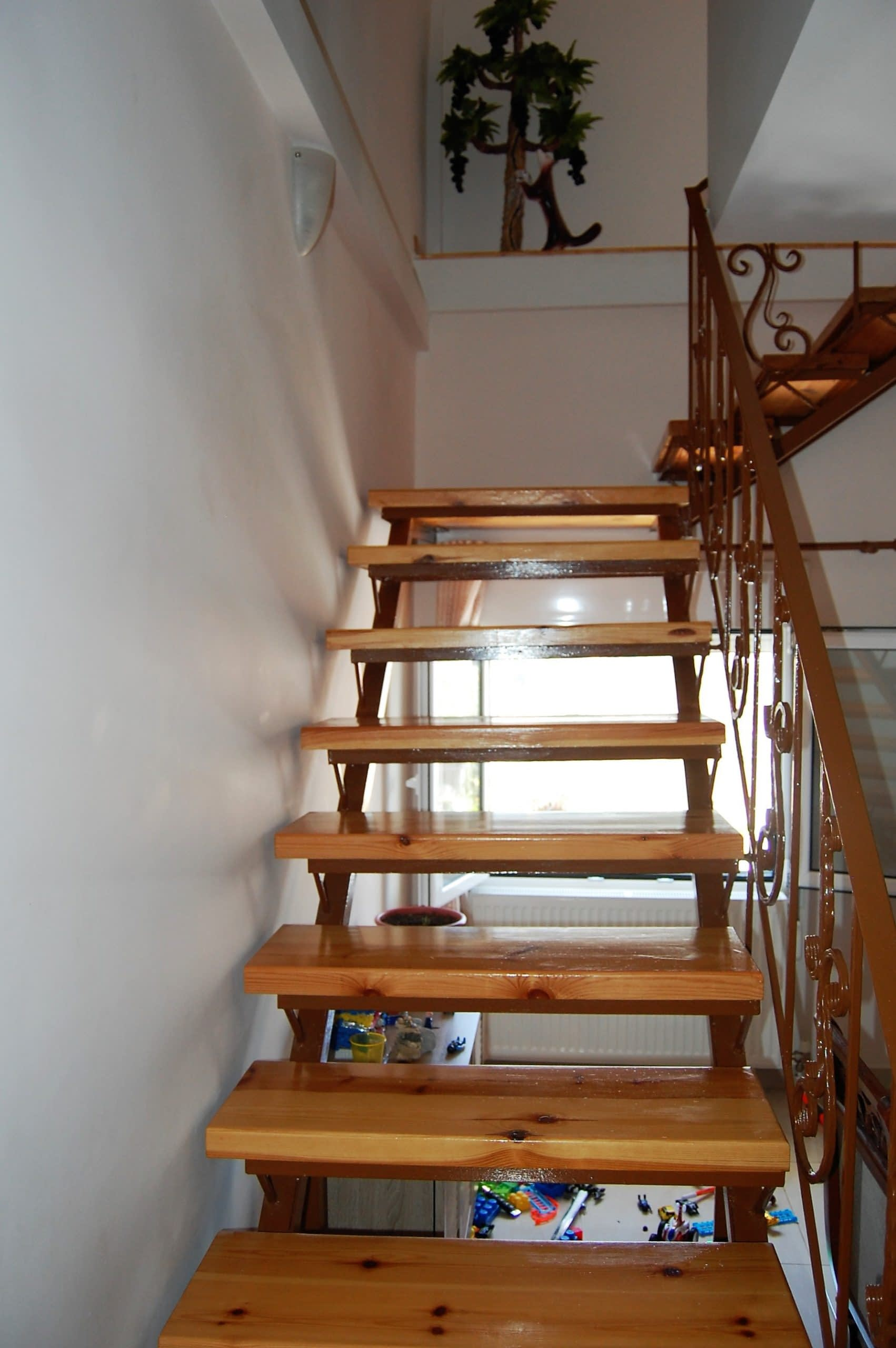 Interior of house for sale in Ithaca Greece Vathi