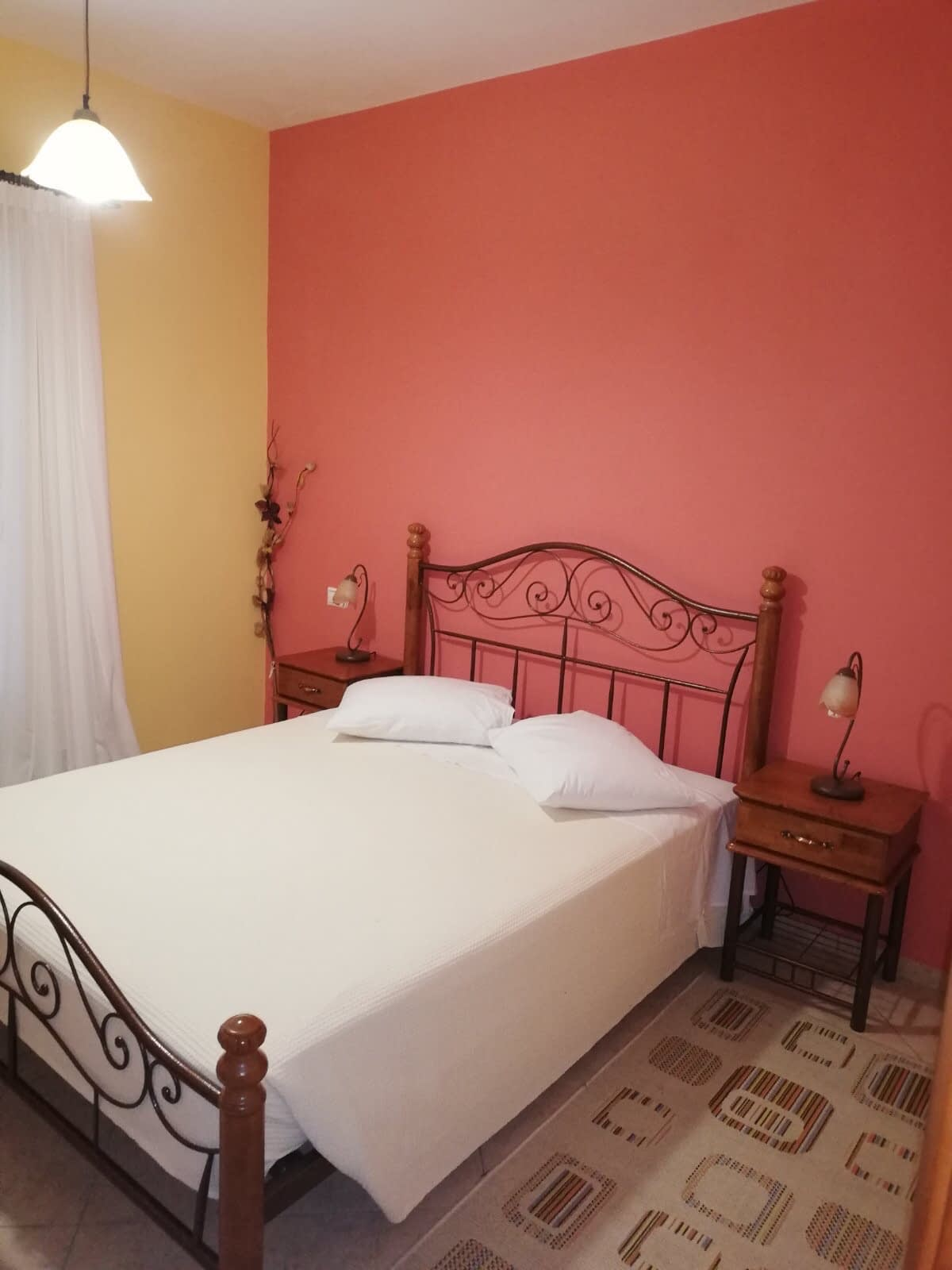 bedroom of property for sale in Ithaca Greece Vathi