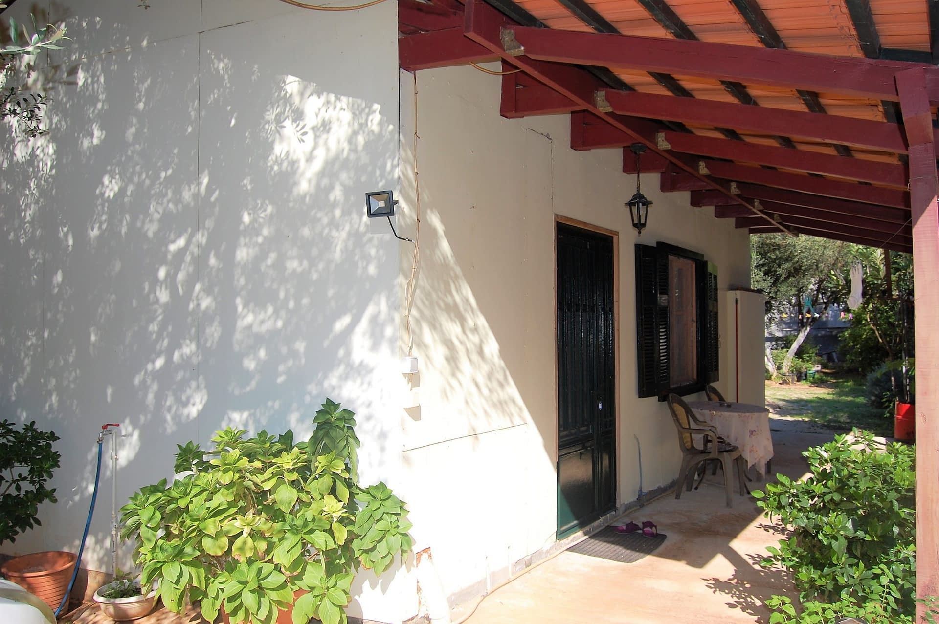 Exterior of house for sale in Ithaca Greece, Perachori