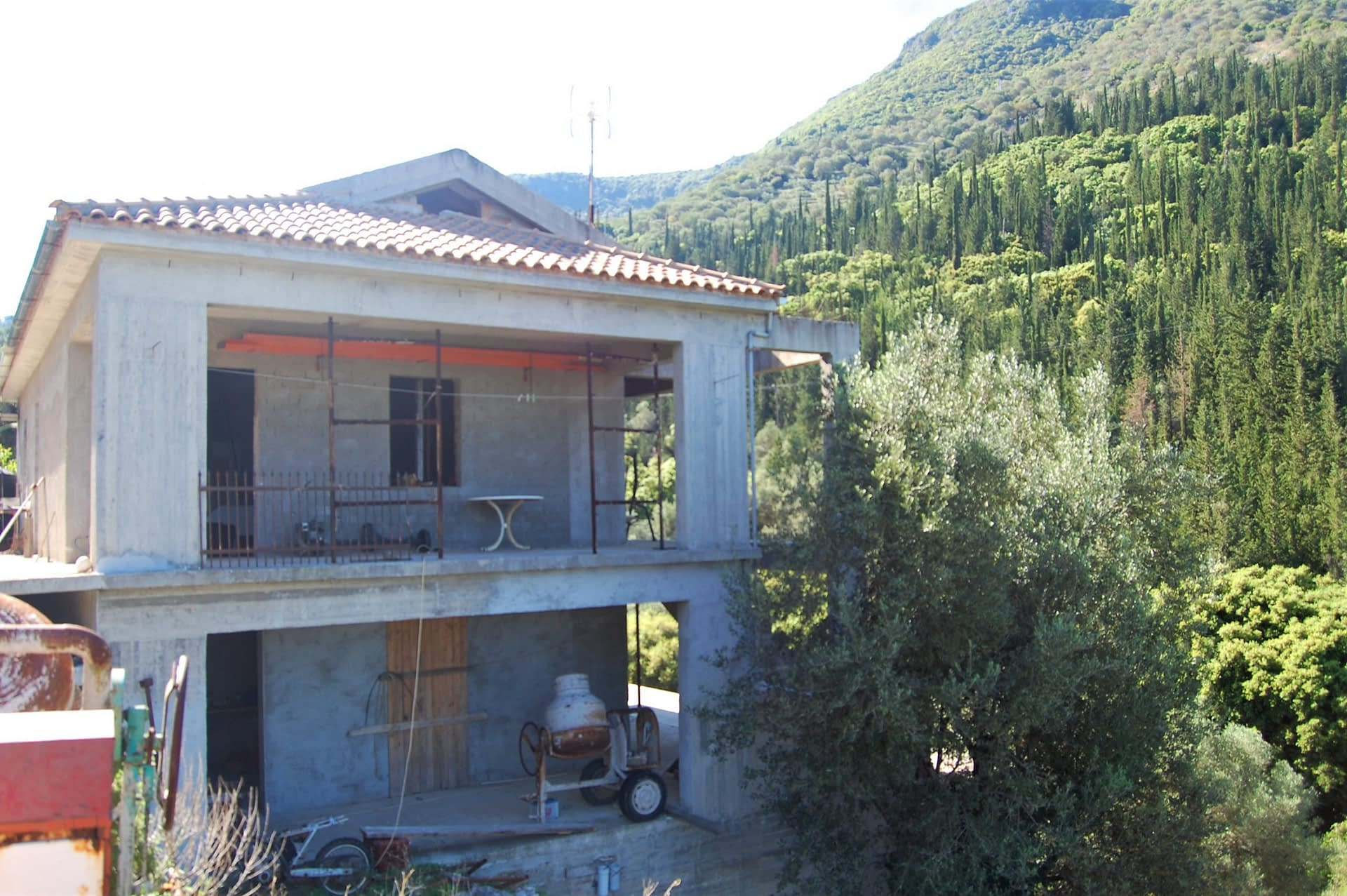 House base for sale in Ithaca Greece, Perachori