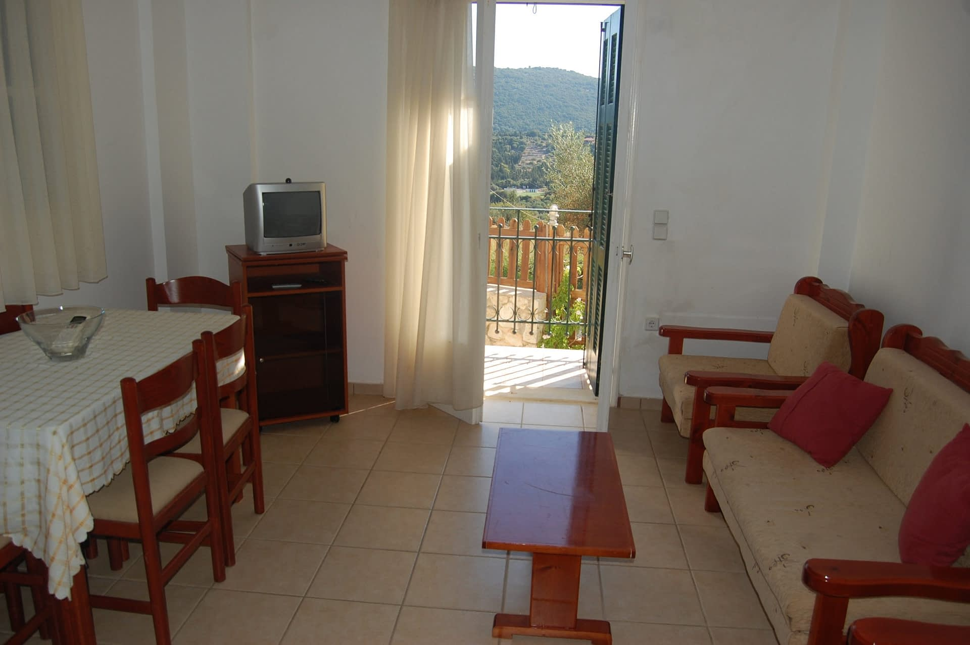Interior apartment of Iriana Village for rent in Ithaca Greece, Stavros