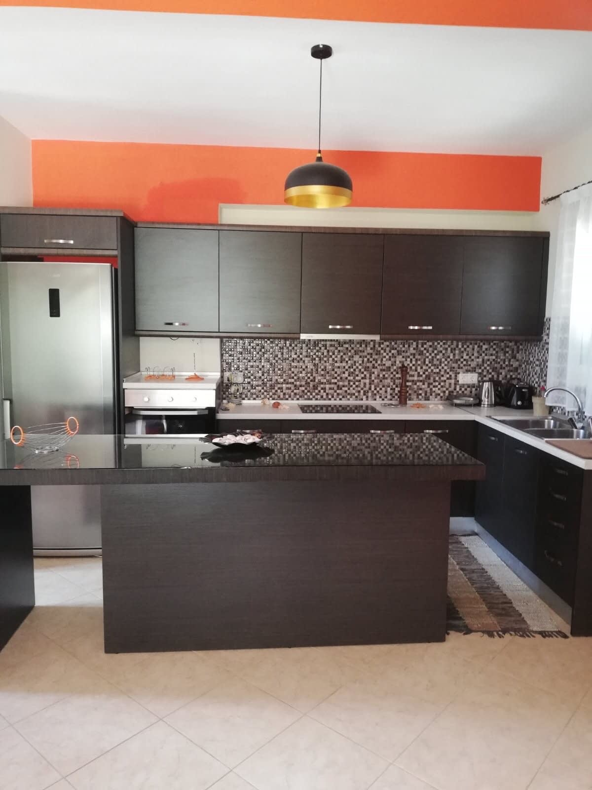 Kitchen of property for sale in Ithaca Greece Vathi